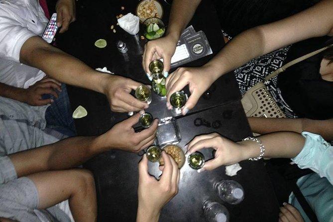 Recorrido por bares de Guadalajara, Guadalajara, MEXICO