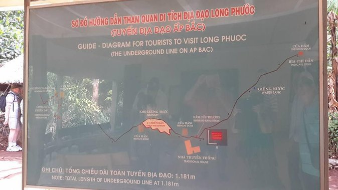 Long Tan Battlefield full day private tour from Ho Chi Minh City, Ho Chi Minh, VIETNAM