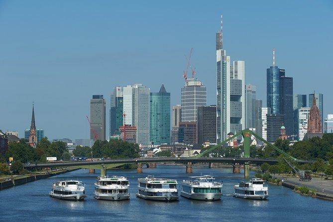 Cruzeiro Turístico de 50 minutos em Frankfurt, Frankfurt, Alemanha