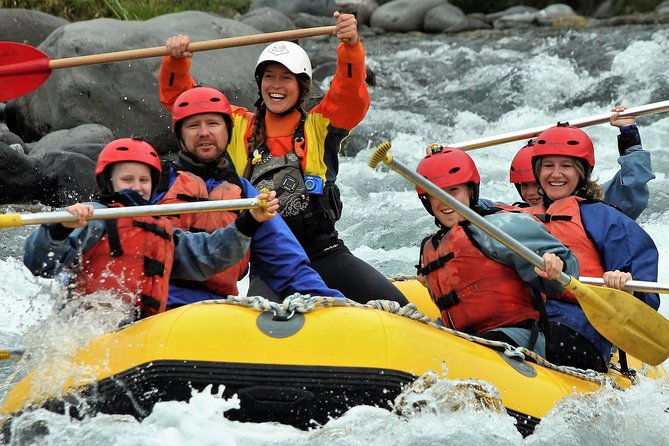 H2-Ohhh COMBO Raft + Jet Boat<br><br>Lake Taupo's most exciting White Water adventure! <br><br>Dash to the base of the spectacular Huka Falls on-board a twin engine V6 jet boat. Play in the tail of the mighty Huka Falls and slide past cliffs and trees at an amazing 80km/hr. Then get ready for Hukafalls Jet's trademark 360 degree spins, leaving you with a beaming smile and heart pumping with adrenalin. We'll then transfer you so you can continue your white water adventure by paddling and splashing your way along the Tongariro River. Enjoy a rafting experience that combines the heart-pumping action of more than 60 rapids with sufficient lower grade water that enables the splendid scenery and ample wildlife to be enjoyed.
