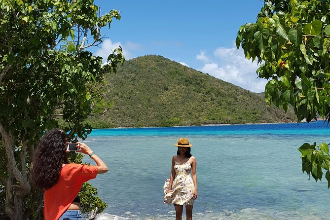 Learn about the local culture and life on the smallest Virgin Island. Highlights of the tour include Cruz Bay, Annaberg Ruins, one of St. John's premier historic sites, Leinster Bay Trail.<br><br>The Annaberg Sugar Plantation is a partially restored but the most intact sugar plantation in the Virgin Islands. It keeps the memory of the grueling times in 1717 when slaves were forced to work on the plantation which resulted in a revolt in 1733 which led to the abolishment of slavery.<br><br>Then we head on for more sightseeing adventure on to The Caneel Bay Overlook. It was discovered and built by Laurence Rockefeller on 1956 while sailing on a family cruise. This luxurious hideaway is accessible only by boat/ferry and its beaches are widely considered to be among the best in the world.Enjoy beach time at Trunk Bay. Relax in the sand, rent some snorkel gear or bring your own gear to explore the self-guided underwater world.Lunch stop is optional at your own expense.