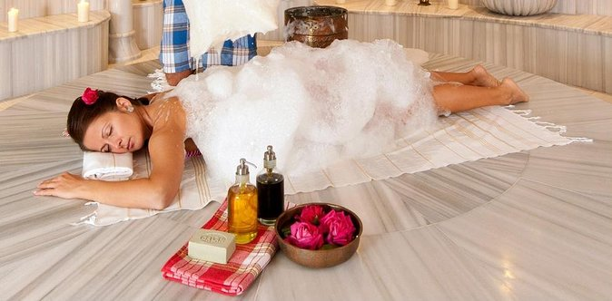 Turkish Bath Experience with Massage, Belek, TURQUIA