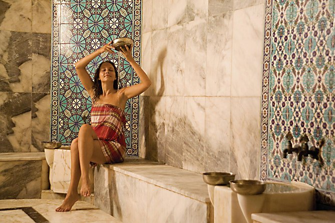 Experience the Turkish Bath in Bodrum. Here you can relax and experience the sauna, enjoy a body scrub, foam massage and oil massage.
