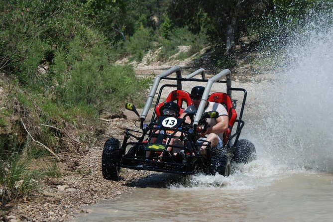 If you are looking for an adrenaline pumping activity join our buggy safari tour Belek. Riding a buggy safarithrough the pine forests and muddy streams in Taurus Mountains can be the most memorable experience on your holiday.