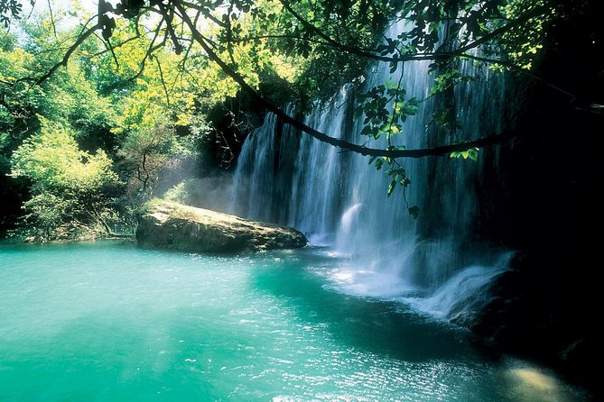 Duden Waterfalls Temple of Apollo and Aspendos Day Tour, Alanya, TURQUIA