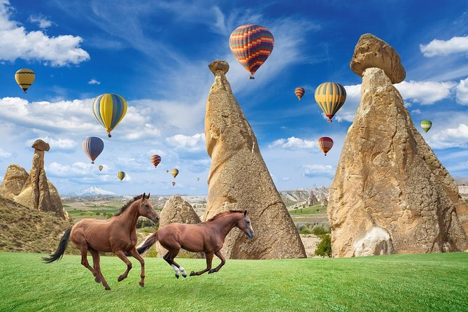 Cappadocia by Flight Day Trip from Kemer, Kemer, TURQUIA