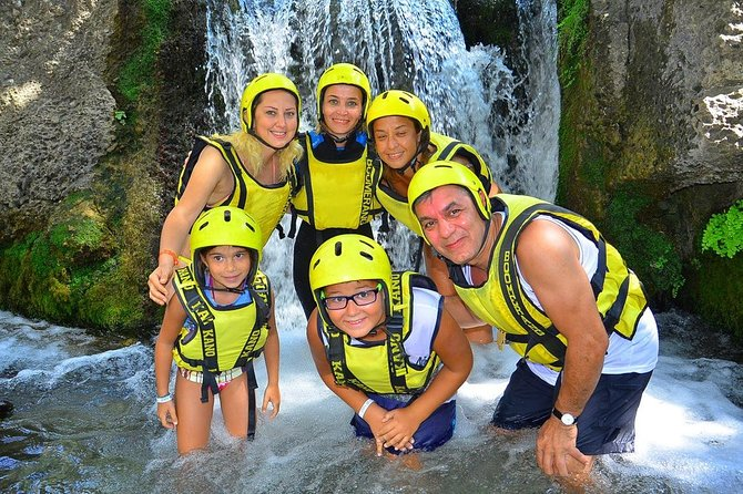 Experience the rush of adrenaline. You can do rafting at the rapid water currents of Koprulu Canyon. It's a truly amazing experience fit for a family, as sophisticated security measures are taken by the rafting guides. Visit the Koprucay Canyon National Park for a stirring and adrenaline-charged, full-day rafting tour.