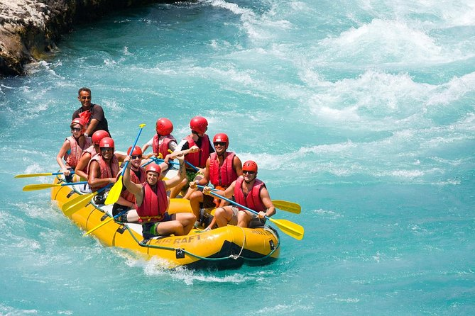 Rafting & Jeep Safari Adventure from Kemer, Kemer, TURQUIA
