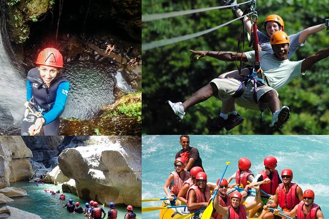 Get your adrenaline thrills at Koprulu Canyon on a full-day rafting, canyoning and zipline trip. Swim in turquoise water, enjoy breathtaking nature around you, experience an amazing zipline between the high cliffs of the canyon, see a 2,000-year old Roman bridge, and more. This 3 in 1 adventure promises to be once-in-a-lifetime vacation experience.