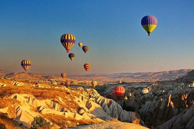 Cappadocia is an amazing wonderland in the middle of Turkey. Being world famous for the incredible rock formations it is really worth a visit. Join a 2 day trip from Kemer to discover the most beautiful valleys of Cappadocia, to explore the underground city, rock houses and rock-cut churches. Spend two unforgettable days in Cappadocia and you will definitely wish to come back there again.