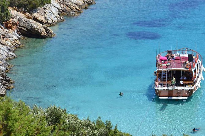 Daily Boat Trip in Bodrum with Lunch, Bodrum, TURQUIA
