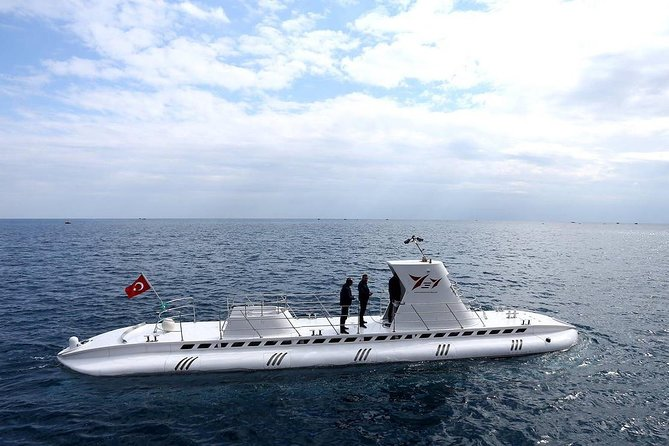 Submarine NEMO Excursion with transfer from Kemer, Antalya, TURQUIA