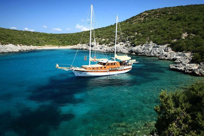 Small Group Sailing Boat Trip from Fethiye, Fethiye, TURQUIA