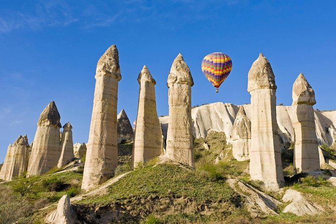 Cappadocia is an amazing wonderland in the middle of Turkey. Being world famous for the incredible rock formations it is really worth a visit. Join a 2 day trip from Antalya to discover the most beautiful valleys of Cappadocia, to explore the underground city, rock houses and rock-cut churches. Spend two unforgettable days in Cappadocia and you will definitely wish to come back there again.