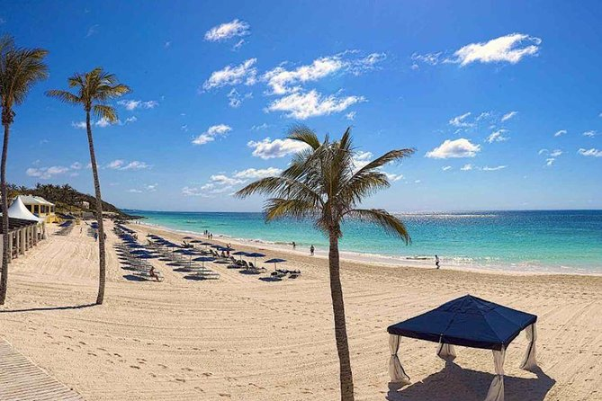 If you are looking for relaxing sun soaking treat away from the cruise ship crowds then this is the day for you. Enjoy Bermuda's Elbow Beach for a half-mile of stunning beautiful, pink sand.