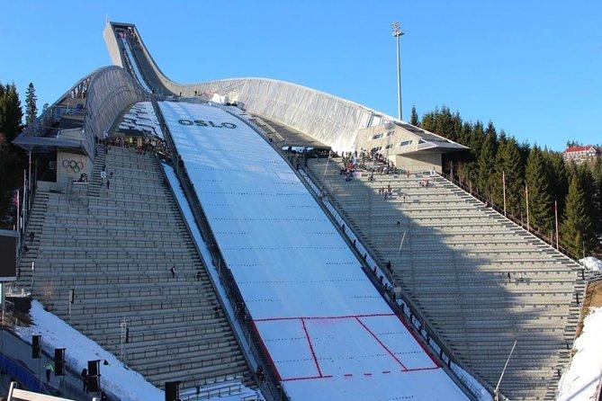 Oslo Shore Excursion: Panorama Tour with Vigeland Sculpture Park & Ski Jump, Oslo, NORUEGA