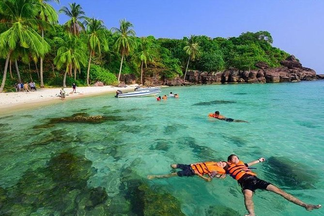 MÁS FOTOS, Phu Quoc Day Trip with Finger Island and May Rut Island