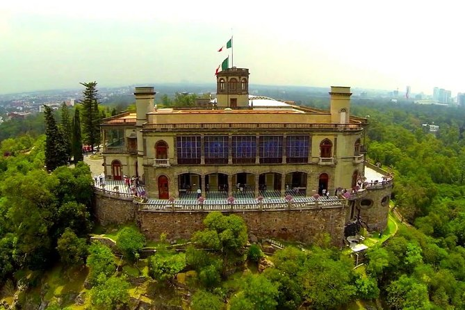 Private Mexico City Tour with Chapultepec Castle Visit, Ciudad de Mexico, MÉXICO
