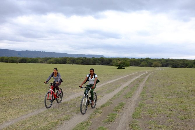 "This biking tour winds between banana and rice plantations while visiting 5 tribal communities. Along the way it will be explained how these diverse groups cooperate in sharing water and land resources, learn how bananas are planted and harvested for various purposes and visit a local ""pub,"" enjoying its banana beer set within surrounding banana palms. You will watch the Makonde tribe sculpt handmade wood artwork from black dense wood in the tradition of their Mozambique ancestors and be invited to try their method of wood sculpting yourself and visit a local school and watch its students and meet their educators."