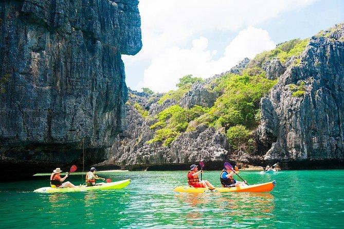 MÁS FOTOS, Blue Stars Kayaking Adventure in Angthong Marine Park