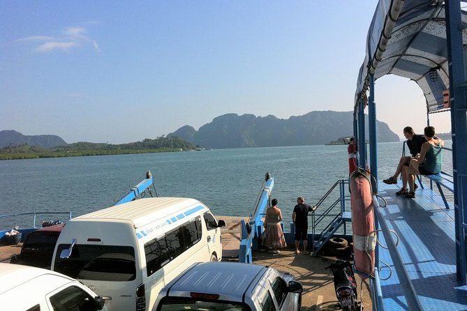 Hourly Departure from Krabi Airport to Koh Lanta by Shared Minivan, Krabi, TAILANDIA