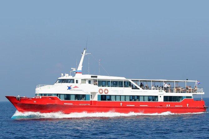 Koh Tao to Surat Thani Airport by Seatran Discovery Ferry and Shared Minivan, Ko Tao, TAILANDIA