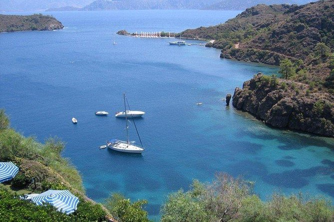 Boat Tour in Marmaris with Lunch and Transfer Included, Marmaris, TURQUIA