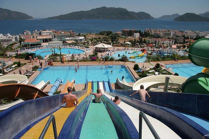Aquadream Water Park in Marmaris Ticket, Marmaris, TURQUIA