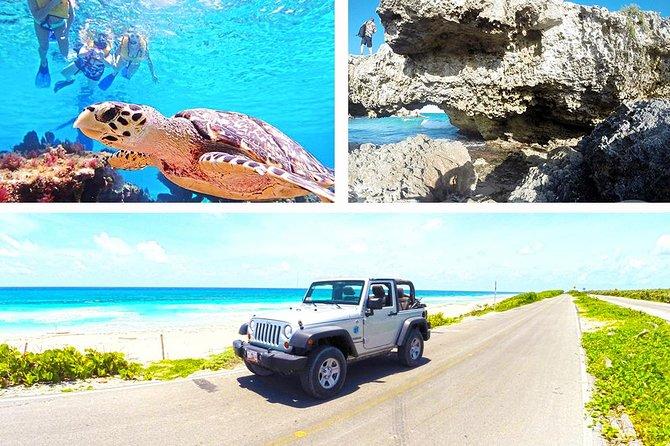 Custom Private Cozumel Jeep Tour: All-Inclusive Tour, Cozumel, MEXICO