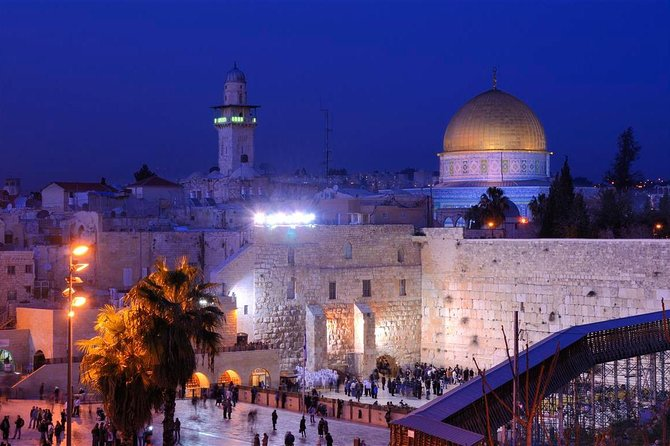 Travel to 3 countries in 17 days. <br><br>Tour Israel, Jordan, and Egypt with licensed guides. <br><br>Stay in great local hotels on this trip of a lifetime! <br><br>All details will be taken care of for you, just sit back and leave the planning to us. <br><br>Visit Jerusalem, Bethlehem, Petra, Cairo, and more. <br><br>See the pyramids and the Sphinx, the Western Wall, the Church of the Holy Sepulchre, the famous Treasury in Petra, and so many more important places. <br><br>Book your tour today.