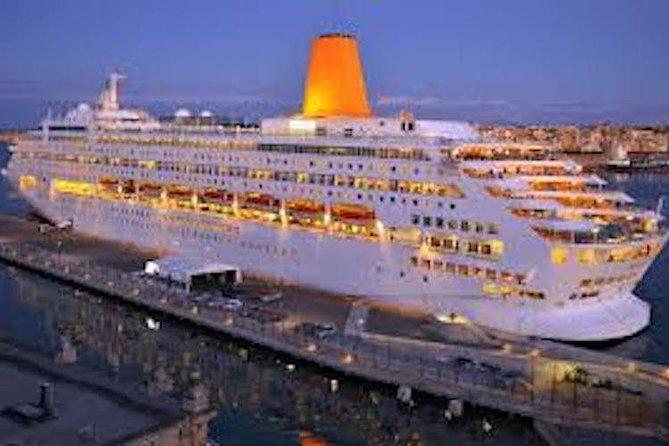 Traslado compartido al puerto de cruceros de Orlando: del puerto al aeropuerto, Cabo Cañaveral, FL, ESTADOS UNIDOS