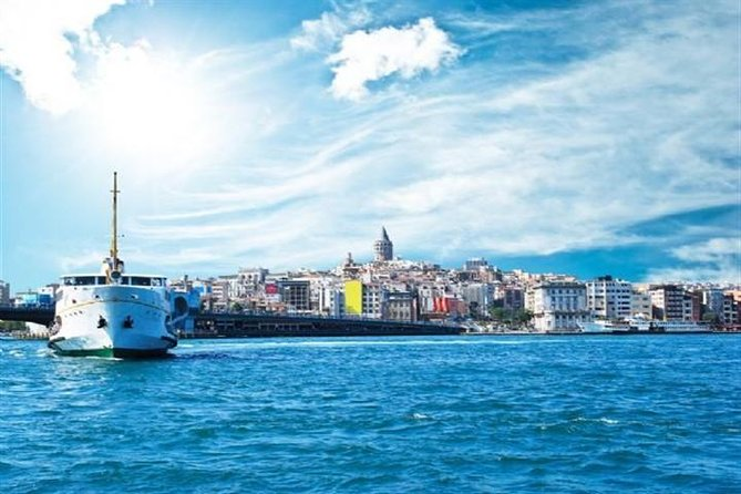 Spend the afternoon exploring Istanbul on this 4-hour tour of the Bosphorus and Golden Horn that includes a cable car ride and 1.5-hour Bosphorus cruise. Admire the old city walls, the Church of St Stephen of the Bulgars, the Old Jewish Hospital, the Church of St. George, and the Eyup Sultan Mosque. Marvel at Ottoman-era sights as you cruise between two continents, and finish with a drink overlooking the Golden Horn.<br>