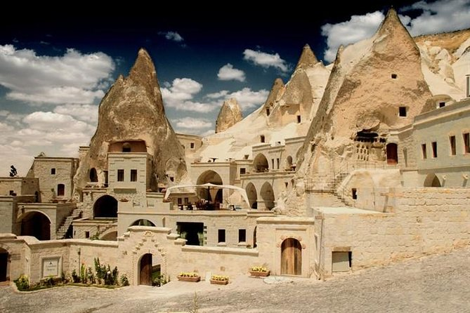 Cappadocia calls to the curious travelers wanting to bring back tales of the once powerful region called Asia Minor. Cappadocia, without a doubt, is a place that leaves its visitors with a magical and unforgettable impression of the landscape and culture of today's Central Anatolia. <br><br>Enjoy this full day tour of Cappadocia to not to miss anything in this Turkey`s visually most amazing region!