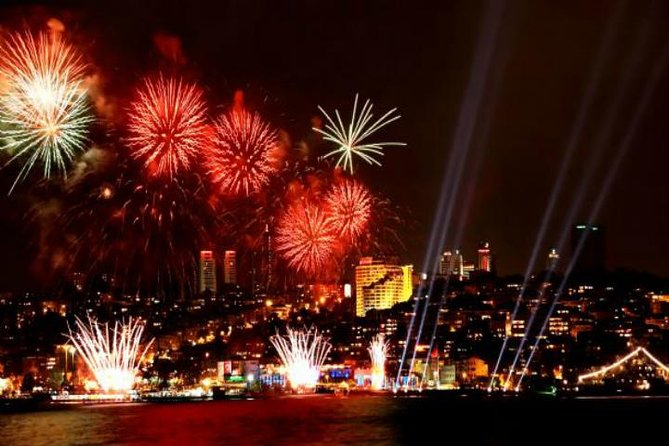 Get ready for a once in a lifetime experience in this dinner cruise on the Bosphorus with spectecular views of Asia and Europe. Enjoy an amazing dj show and traditional dances performed by the professional dancers.