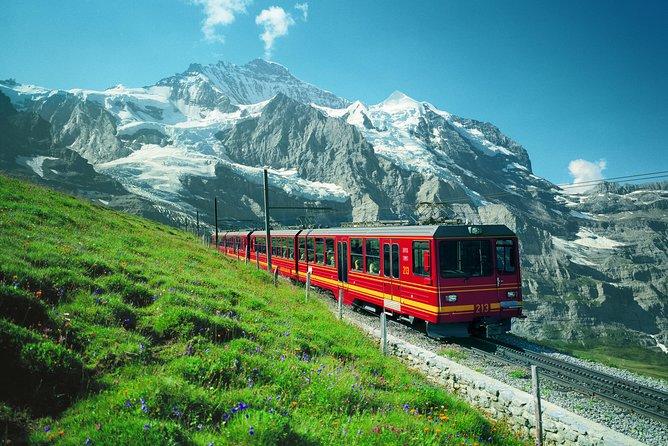 Swiss Alps Day Trip from Lucerne: Jungfraujoch and Bernese Oberland, Lucerna, Switzerland