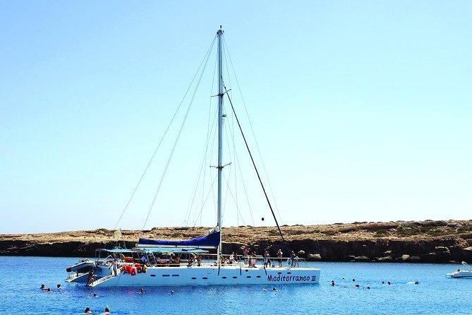 Mediterraneo III Catamaran Elite Cruise Adults only - from Ayia Napa, Protaras, CHIPRE
