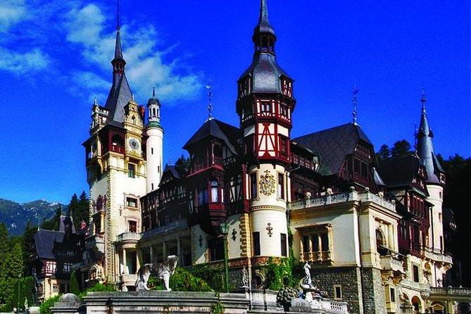 Full Day Tour of Transylvanian Castles from Brasov, Brasov, RUMANIA