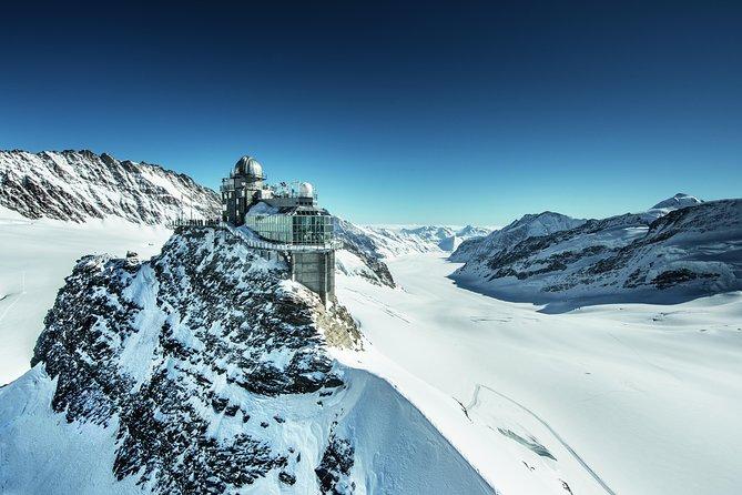 Travel Pass de 3-8 días en Jungfrau, Interlaken, SUIZA