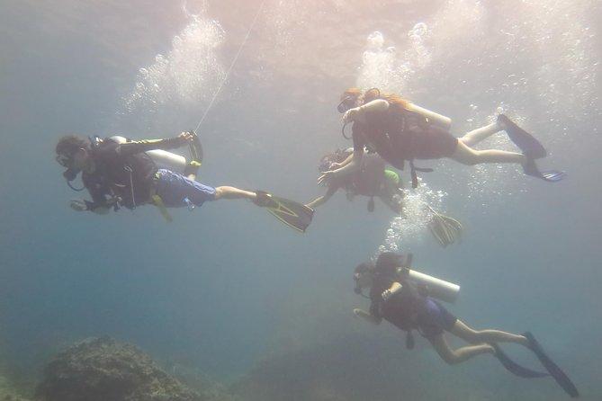 Discover Scuba Diving, Ko Phi Phi Don, Thailand