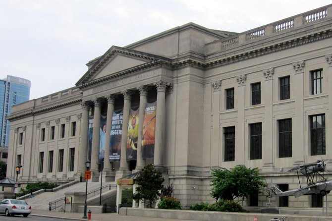The Franklin Institute Admission Ticket, Filadelfia, PA, ESTADOS UNIDOS