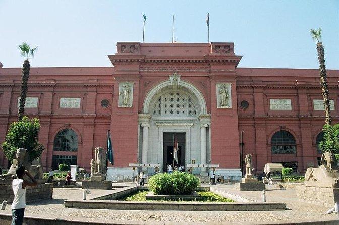 Excursão Terrestre: Visita com pernoite saindo do Porto de Alexandria para o Cairo, Alejandria, Egito