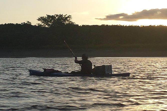 Bio-Luminescence and Sunset Kayak Tour, Puerto Jimenez, Costa Rica