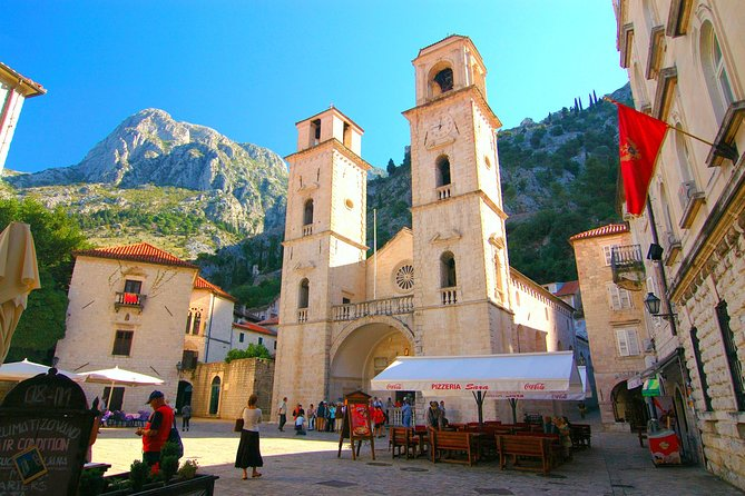 This walking city tour of the Old Town of Kotor gives you a great introduction to this UNESCO World Heritage Site. If you are staying in Kotor for couple of hours only, it is providing a wealth of information in a short period of time. If you are staying several days in Kotor, Perast, Tivat, Herceg Novi or other places around the Boka Bay, it is a good starting point in your exploration of the region. Explore Kotor city with local guides and learn about its history, architecture, culture and cuisine.