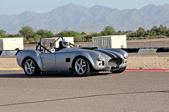 Cobra Exotic Supercar Experience at Grandsport Speedway, Houston, TX, ESTADOS UNIDOS