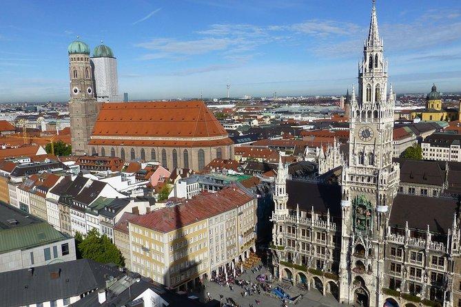 Munich Public Walking Tour, Munich, ALEMANIA