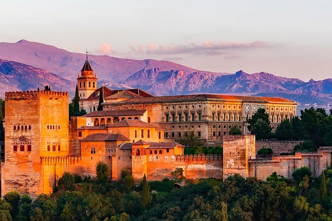 Enjoy 2 days guided bus tour through from Costa del Sol to Madrid, driving through Granada and Toledo.