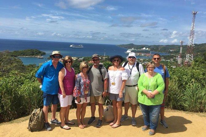 Shore Excursion: Roatan Island City Tour and Lunch, Roatan, HONDURAS
