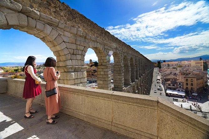 Excursión de medio día por la tarde a Segovia desde Madrid con entrada al Alcázar, Madrid, ESPAÑA