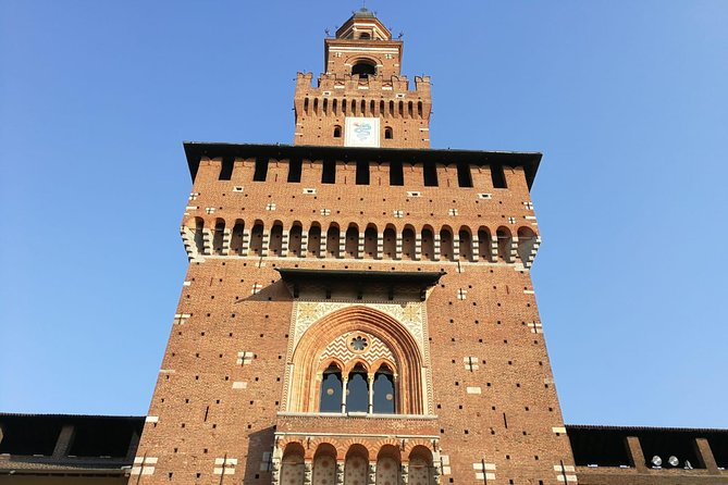 'The Last Supper' and Sforza Castle Tour, Milan, ITALY