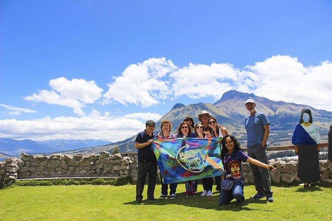 Excursión a Otavalo desde Quito con visitas a Quitsato, el mercado indígena, Peguche y Cuicocha, Quito, ECUADOR